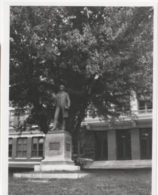 Charles Duncan McIver Statue, Greensboro