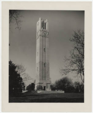 North Carolina State University: Memorial Tower