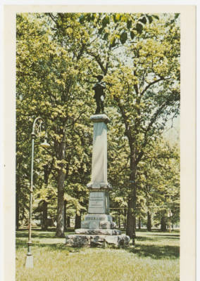 Commemorative Landscapes of North Carolina | Edgecombe County Confederate  Monument, Tarboro