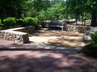 9/11 Memorial Garden