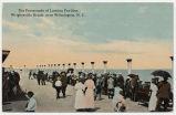 The Promenade of Lumina Pavilion, Wrightsville Beach, near Wilmington, N.C.