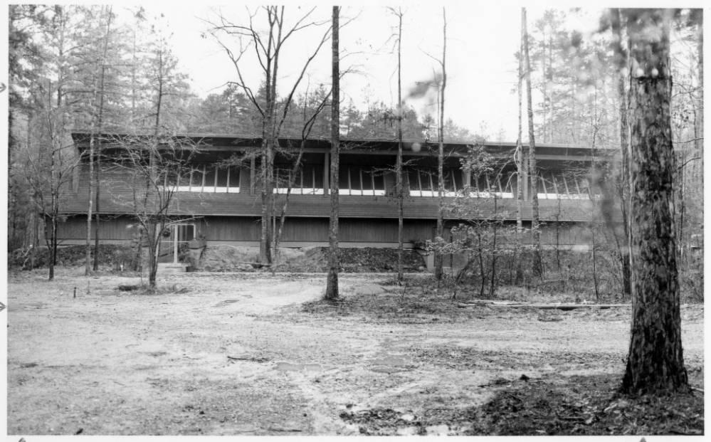 Historical Photo of Totten Garden Center