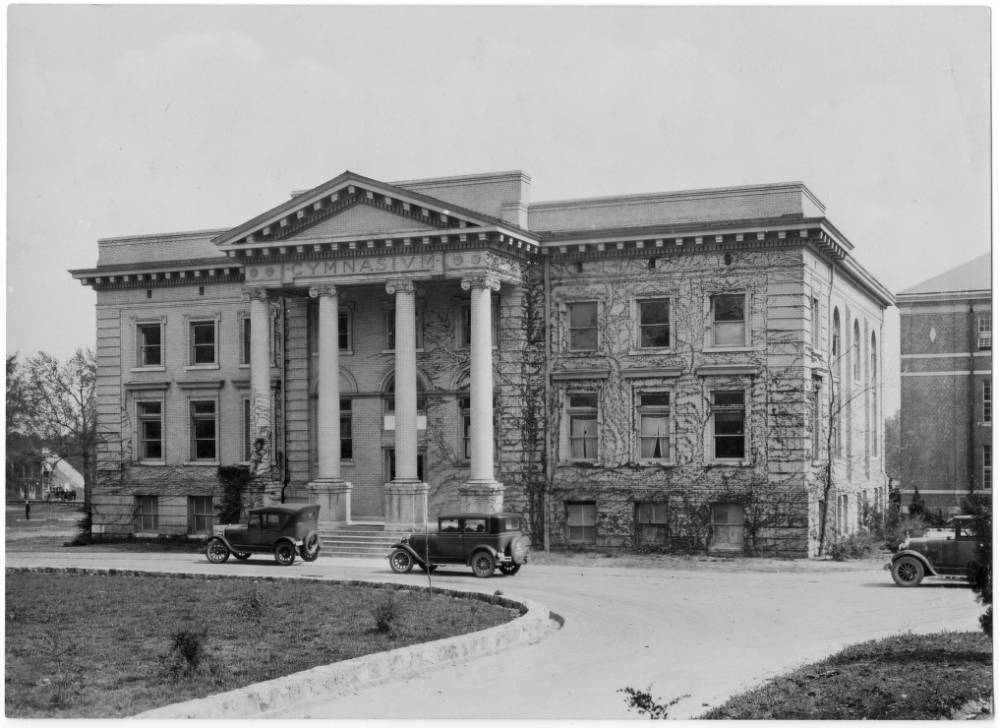 Historical Photo of Bynum Hall