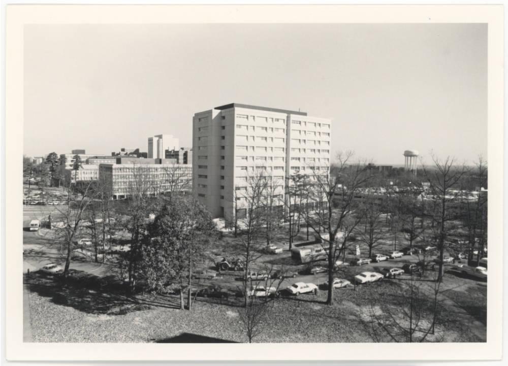 Historical Photo of Mary Ellen Jones Building