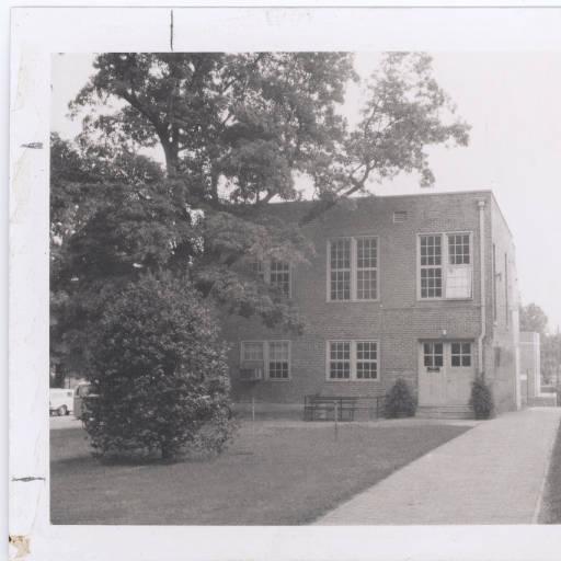 Historical Photo of Phillips Annex