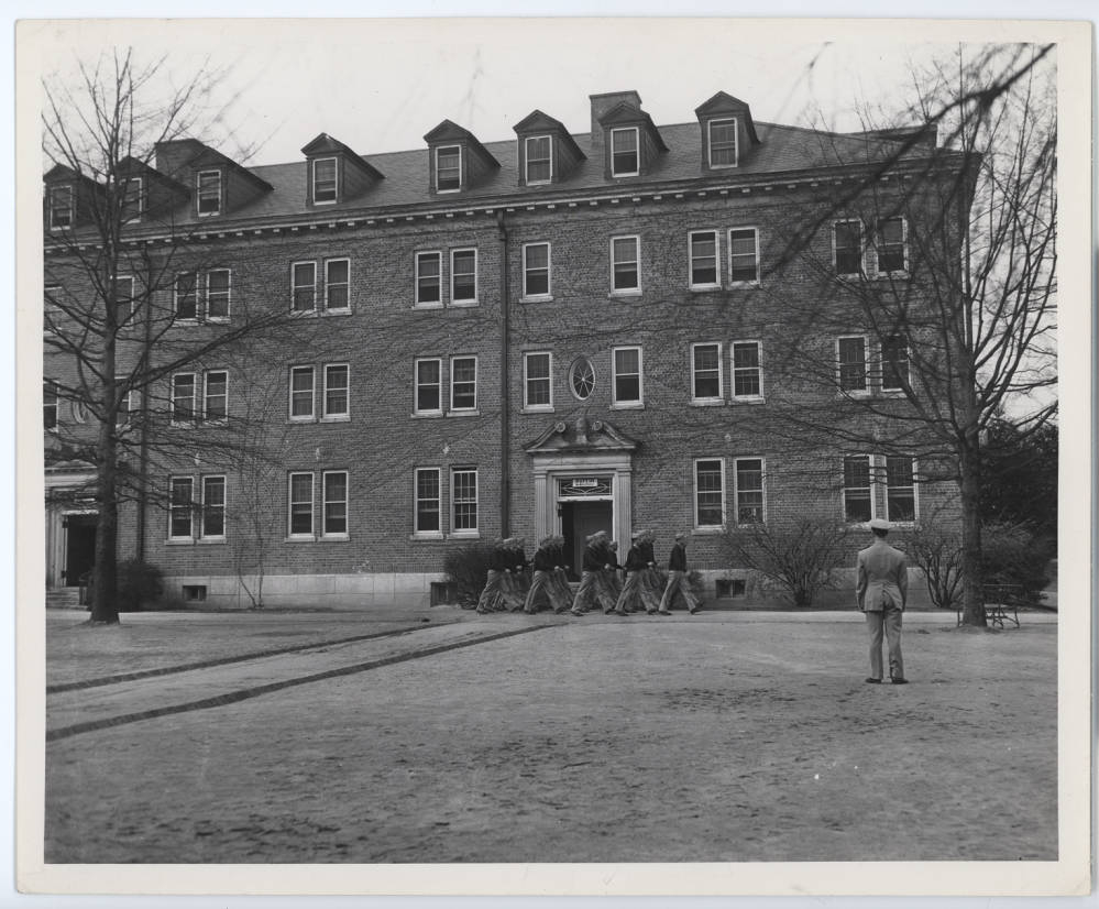 Historical Photo of Ruffin Residence Hall