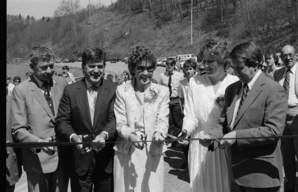 """Holshouser highway dedication"""