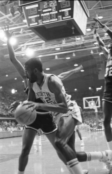 1982 NCAA Tournament; UNC vs. Villanova basketball