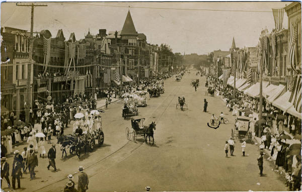 [Liberty Point Day, Fayetteville, N.C., 1909]