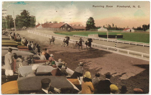 Running Race, Pinehurst, N.C.