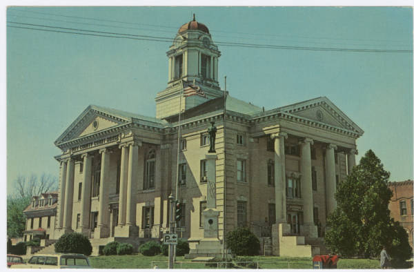 Pitt County Courthouse, Greenville, North Carolina