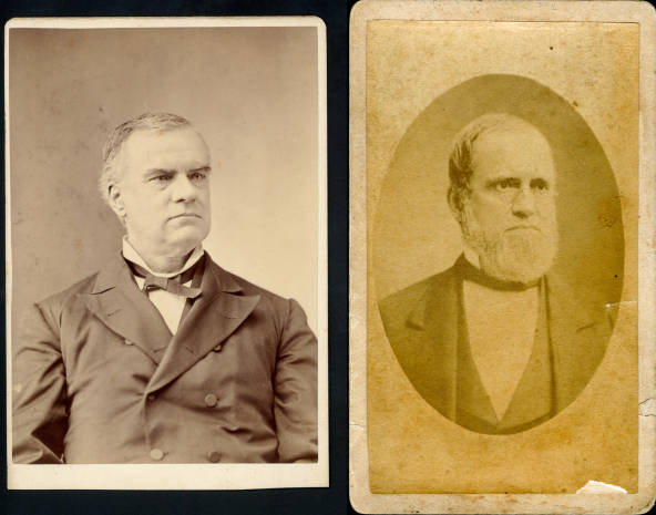 Charles Phillips (1822-1889) and Samuel Field Phillips (1824-1903)