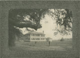 Image 0067rb: Founders Hall (from rear). April 1904.: Scan 1
