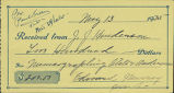 Folder 4517: Burlington Dynamite Case. Correspondence, clippings, transcripts of testimony, etc.:...