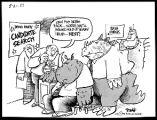 Dwane Powell Cartoon, August 31, 1989