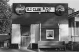 Cafes: South of Centerville, Miss. B. J. Club, Frankie's Country Cafe, F. S. Williams Country Store. Exterior shots (CP 6-76-6 #207)