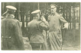 [Scenes of WWI Russian soldiers in training camp]
