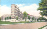 Homer G. Phillpis Hospital for Colored