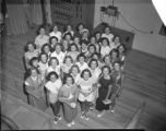 1951 Miss North Carolina Pageant: Burlington, North Carolina, July 19-21