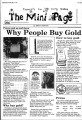 Why People Buy Gold