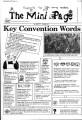 Key Convention Words