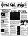 Summer Meteor Showers