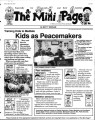 Kids as Peacemakers
