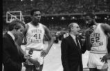 1982 NCAA Finals, UNC-Georgetown