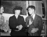 Eleanor Roosevelt visit to UNC