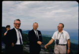Politicians at Grandfather Mountain