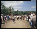 Highland Games procession