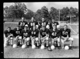 1947 UNC football team portrait