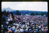 "Billy Graham at ""Singing on the Mountain"""