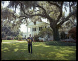 George Hamilton IV at Orton Plantation