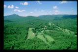 Grandfather Mountain aerial view