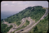 Grandfather Mountain, road to summit
