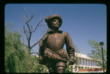Sir Walter Raleigh statue