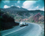 Blue Ridge Parkway and Grandfather Mountain