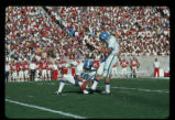 UNC vs. NC State football, 1973
