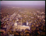 Chapel Hill, aerial view