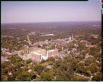 UNC-Chapel Hill, aerial view
