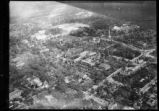UNC aerial view, circa January 1942