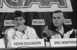 1993 Final Four, press conference