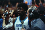 1977 ACC Tournament Championship, Phil Ford and Billy Packer