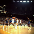 1982 NCAA Championship, UNC v. Georgetown
