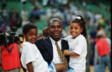 1998 ACC tournament, Phil Ford and kids