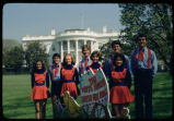 """Grandfather Mountain Cloggers at White House"""