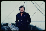 Johnny Cash at Grandfather Mountain