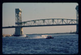 """Speedboat Racers, Cape Fear River"""