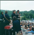 Johnny Cash performing at Grandfather Mountain